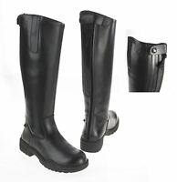 Just Togs Chatham Tall Long Leather Riding Boot