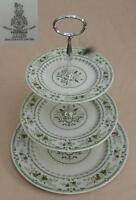 """Royal Doulton """"Provencal"""" THREE TIER CAKE STAND"""
