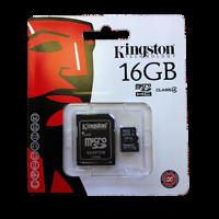 16GB Micro SDHC SD Memory Card for Nintendo DS DSi XL 3DS LITE - Wii - KINGSTON
