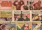 STAR WARS Newspaper Comic Strip Sunday October 19 1980 / 1/2 Tab 13 x 8.5