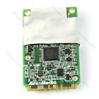 Avermedia A301 Mini PCI-E Hybird Analog Digital HDTV TV FM DVB-T Tuner Card
