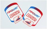 *12 / 13 - FOOTBALL LEAGUE 2 x LEXTRA PATCHES = ADULTS*