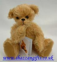 Holdingham Steiff Mohair Bear Grumpy 26cm with ©6th Joint Limited Edition 1 of 1