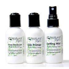 NATURAL FLAWLESS Grt 4 Mineral Makeup Face PRIMEr | FINISH Mist | Pore REDUCEr