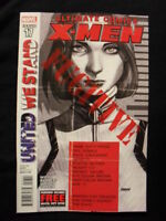ULTIMATE COMICS X-MEN #17 BRIAN WOOD/CARLO BARBERI. (MARVEL COMICS) FREE UK P+P!