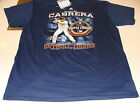 Detroit Tigers Miguel Cabrera Triple Crown T-Shirt XXL Majestic Athletic MLB