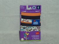3 Pack Girls' Hanes Cotton Stretch Hipster Panties Size 6 Style GCTGHP  NIP