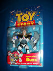 SPACE CLAW BUZZ Action Figure TOY STORY MATTEL 1998 MOC CARD OPENED Disney PIXAR