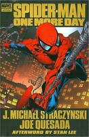 SPIDER-MAN ONE MORE DAY PREMIERE EDITION HARDCOVER HC GRAPHIC NOVEL SEALED