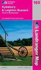 Aylesbury and Leighton Buzzard, Thame and Berkhamstead by Ordnance Survey...165