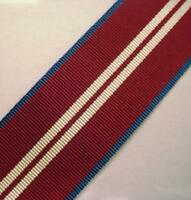 Queens Diamond Jubilee Medal Ribbon, Full Size, Army, Military, 10 metres