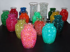 14gPk Deco Orb Beads Water Storing & Releasing Crystals