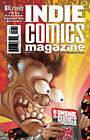 INDIE COMICS MAGAZINE ISSUE #5~ SPRING ISSUE~SIGNED~BRAND NEW!