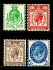 Sg434-437, COMPLETE SET, M MINT. Cat £15.