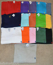 NEW POLO RALPH LAUREN XLT 2XLT 3XLT 4XLT T SHIRT MENS BIG & TALL & X BIG