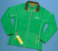 LADIES REGATTA FULL ZIP FLEECE JACKET MINT 10-20 RJ
