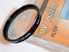 NEW 40mm UV HAZE FILTER - Ideal for Fuji X10 x20 or Canon Rangefinder JAPAN