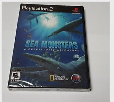 Sea Monsters (PlayStation 2) brand new ps2
