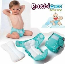 Bambinex Basic Line PROBIER-PACK - OneSize / All in One Stoffwindeln 3-15kg
