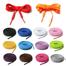 New 1 Pair Athletic Shoe Laces Shoelaces Sport Sneakers Boots Strings