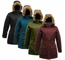 RRP £75!! REGATTA FOXTAIL LADIES THERMO GUARD INSULATED WATERPROOF PARKA JACKET