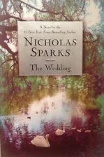 The Wedding Nicholas Sparks Hardback BOOK DJ TRUE 1st / 1st FIRST VF NEW
