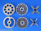 #12 Meat Grinder Plates and Knife for Hobart and Others