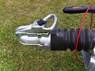 AVONRIDE HITCH LOCK, FULL PACKAGE, FITS IFOR WILLIAMS GENUINE PART INCLUDES CAM