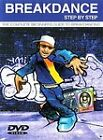 Breakdance Step By Step The Complete Beginners Guide To Breakdancing DVD, 2004