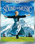 The Sound of Music Blu-ray DVD, 2010, 3-Disc Set, 45th Anniversary Edition