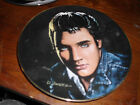 """ELVIS PRESLEY """"PORTRAITS OF THE KING"""" COLLECTOR PLATE NO.9375 A AWESOME"""