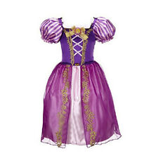 Disney Store Tangled Rapunzel Princess Costume Dress Up Halloween Dress
