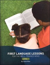 Peace Hill - First Language Lessons for Well-Trained Level 1