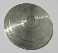 SMALL ALUMINIUM 3 STEP PULLEY STEPPED 85 MM / 75 MM / 65 MM WITH A 13 MM BORE