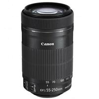 Canon EF-S 55-250mm f/4.0-5.6 IS II Telephoto Zoom Lens for Canon Digital SLR