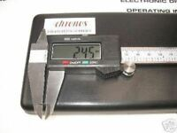"150 MM/6"" DIGITAL CALIPER- SUIT LATHE USER FREE P&P ! UK DESPATCH FROM CHRONOS"