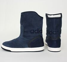 Adidas Damen Winterstiefel Leder Fell Stiefel  Extaboot Winter Schuhe Boot Women