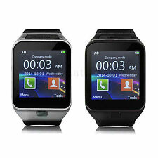 Bluetooth Smart Wrist Watch For Android Samsung Galaxy S6 Note 3 LG G3 Moto E G