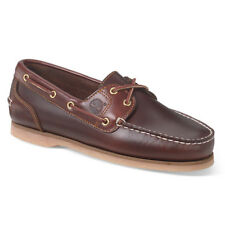 72333 Timberland Women Amherst 2-Eye Boat Shoe Rootbeer