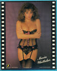 """MARIA WHITTAKER.10 x 8"""" PHOTOCARD PUBLISHED 1987."""