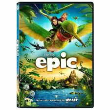 EPIC DVD (2013) Animated Movie NEW