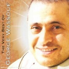 THE VERY BEST OF GEORGE WASSOUF - USED - LIKE NEW CD