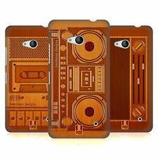 HEAD CASE DESIGNS GADGET DI LEGNO COVER RETRO RIGIDA PER NOKIA TELEFONI 1