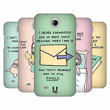 HEAD CASE DESIGNS REASONS WHY I'M SINGLE HARD BACK CASE FOR HTC PHONES 3