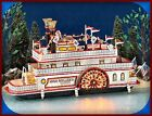 High Roller Riverboat Casino NEW Department Dept. 56 Snow Village D56 SV