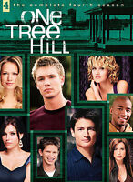 One Tree Hill: The Complete Fourth Season (DVD, 2009, 6-Disc Set) (New & Sealed)