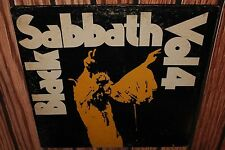 BLACK SABBATH ~ VOL. 4 LP ~ ORIGINAL PRESS
