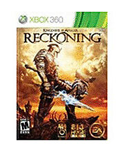 Kingdoms of Amalur Reckoning Xbox 360  Factory SEALED Brand New! FREE Shipping!