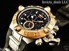 Invicta Men's 50mm Subaqua Noma IV Swiss Made Chronograph Stainless Steel Watch