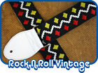 Souldier Guitar Straps Lennon Bed-In GS1178WH02WH